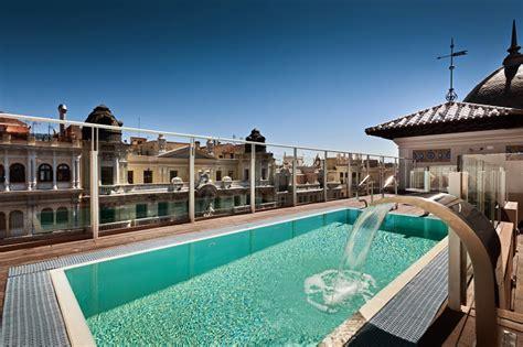 Hoteles con piscina o terraza Madrid | Catalonia Hotels ...