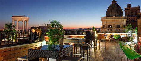Hoteles con terraza en Madrid   Vincci Vía 66