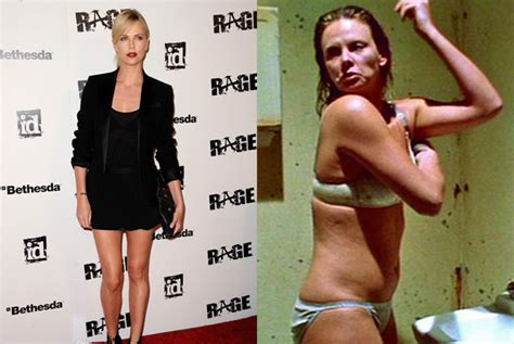 How did Charlize Theron Lose Weight After  Monster ?   PK ...
