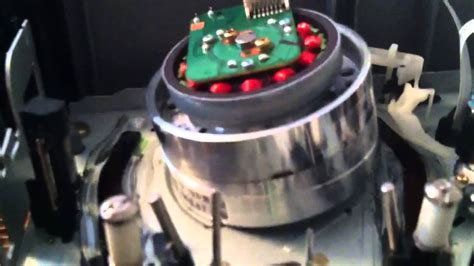 How to clean VCR head - YouTube