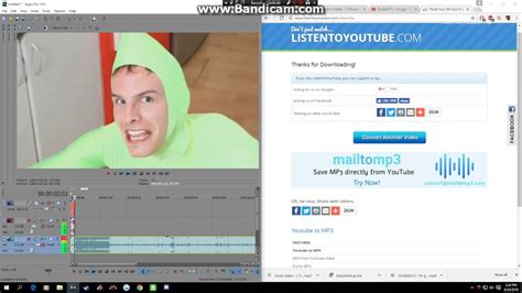 How to make a dank meme on Sony Vegas Pro 13.0   YouTube