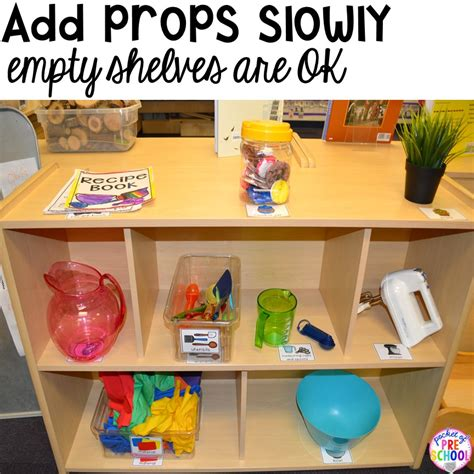 How to Set up the Dramatic Play Center in an Early ...