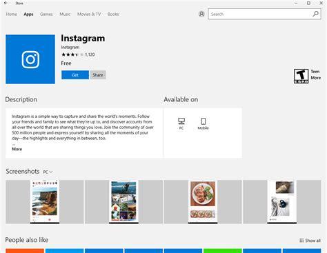 How To Use Instagram On Windows 10   Technobezz