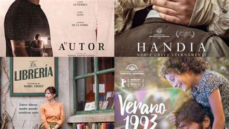 Hoy España premia lo mejor del cine en los Goya 2018 ...
