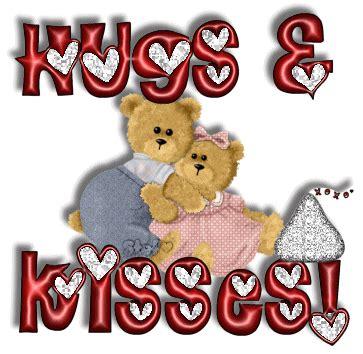 Hugs & Kisses | DesiGlitters.com