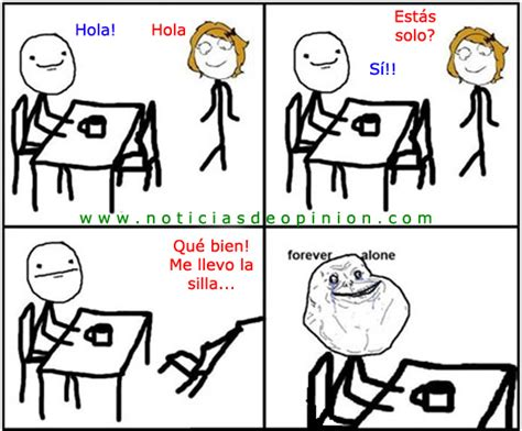 Humor: meme  forever alone
