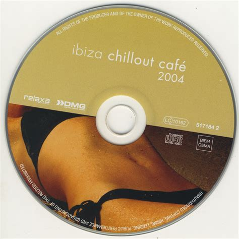 Ibiza Chillout Cafe 2004   mp3 buy, full tracklist
