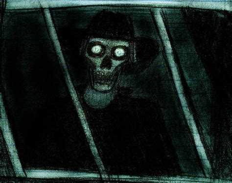 Iconic image of the skeleton figure | Skeleton Creek ...