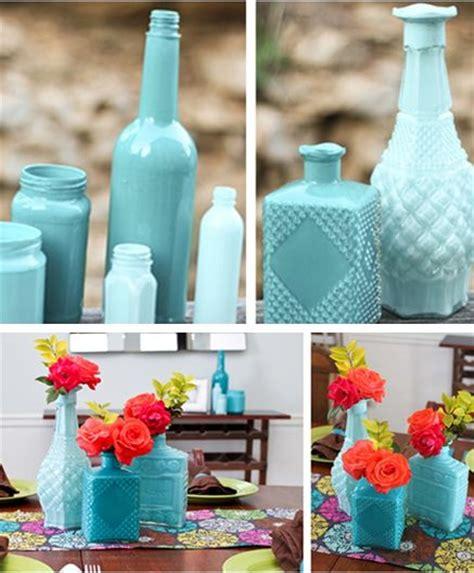 Ideas bonitas para hacer con botellas de vidrio recicladas ...