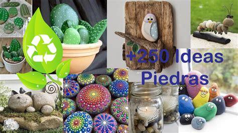 Ideas con Piedras / Ideas with Stones   YouTube