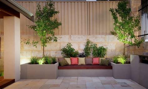 Ideas creativas jardines pequeños muy modernos