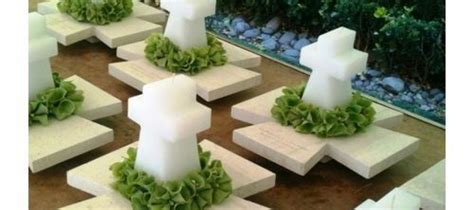 Ideas de centros de mesa para primera comunion   Curso de ...