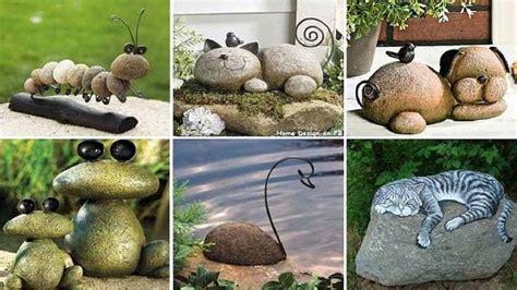Ideas de como decorar tu jardín con piedras   YouTube