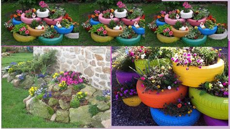 IDEAS DE COMO DECORAR TU JARDIN. LINDA IMAGENES   YouTube