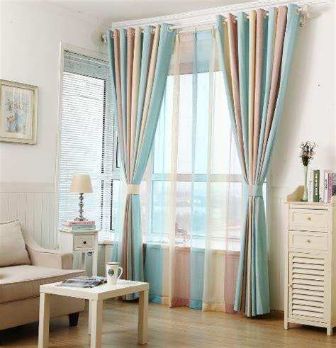 ideas de cortinas rayas colores – Deco De Interiores