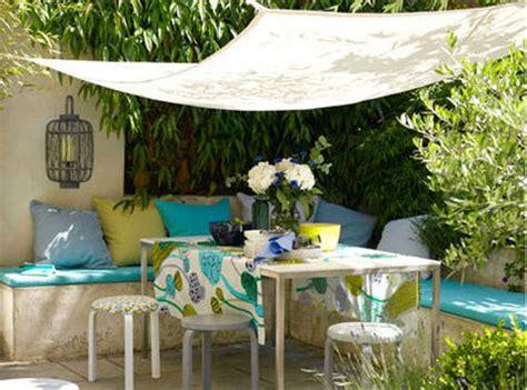 Ideas de decoración: cómo convertir una pequeña terraza o ...
