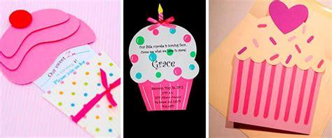 Ideas de invitaciones para niñas   Invitaciones modernas ...