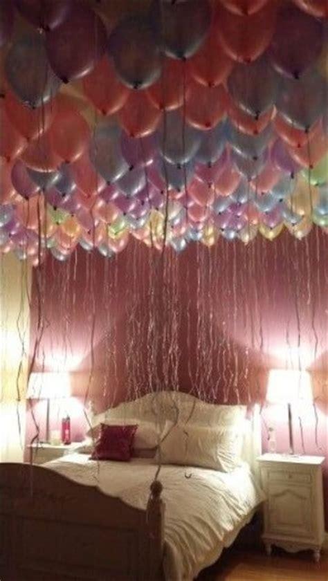 Ideas e imagenes de cuartos decorados con globos | Como ...