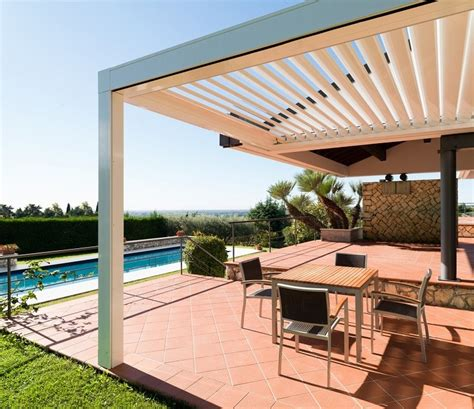 Ideas interesantes de pérgolas en el jardín o terraza