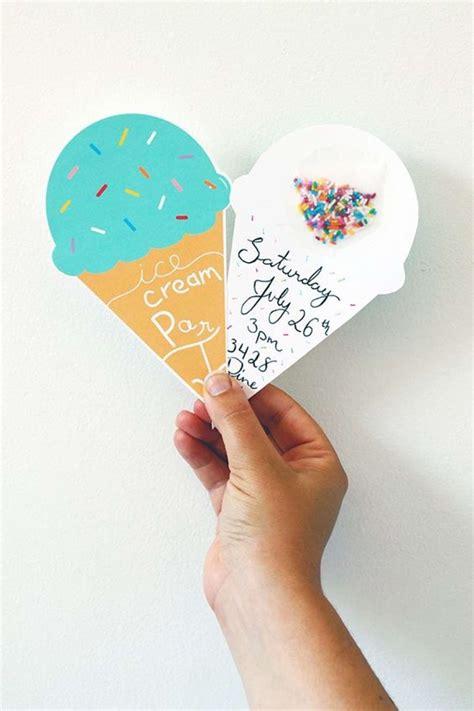 Ideas originales para hacer invitaciones de cumpleaños caseras