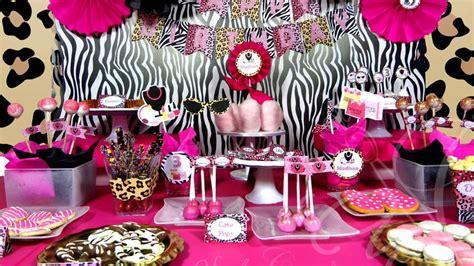 Ideas para Decoracion de Fiestas   Fiestas Infantiles ...