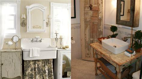 Ideas para decorar baños rústicos pequeños