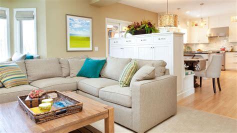Ideas para decorar cocinas abiertas al salón   Muebles