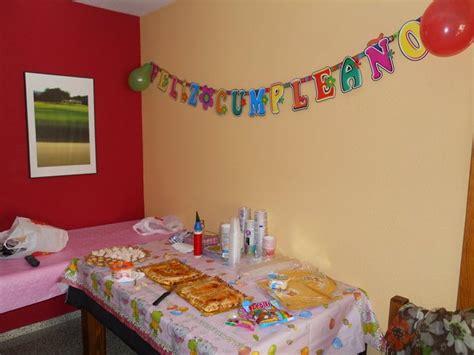 Ideas para decorar cumpleaños en casa | Manualidades para ...