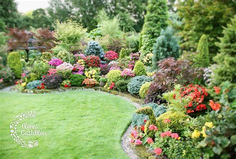 Ideas para decorar grandes jardines | Flores Castillon