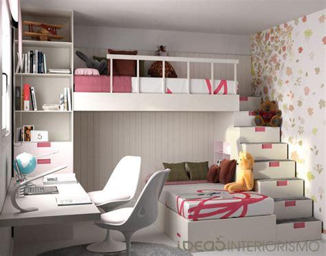 Ideas para decorar habitaciones pequeñas. | Estudio ...