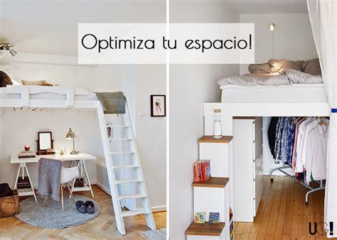 Ideas para decorar Habitaciones pequeñas