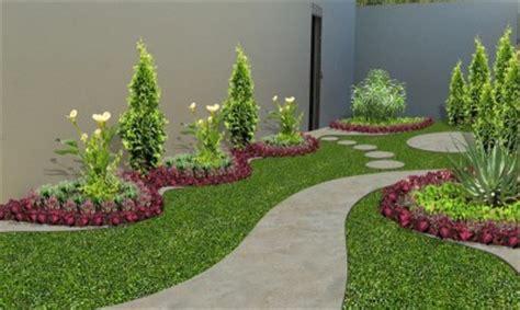 Ideas para decorar jardines pequeños | Imagenes De Casas ...