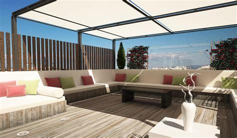 Ideas para decorar la terraza de un ático | terraza ...