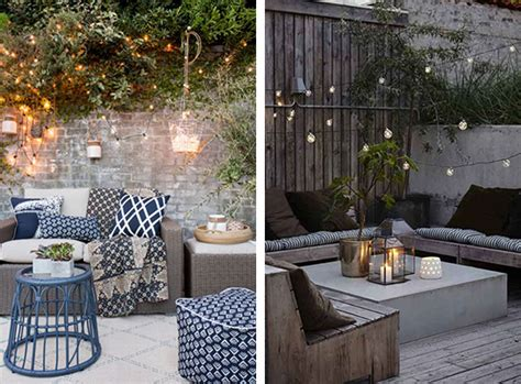 Ideas para decorar la terraza