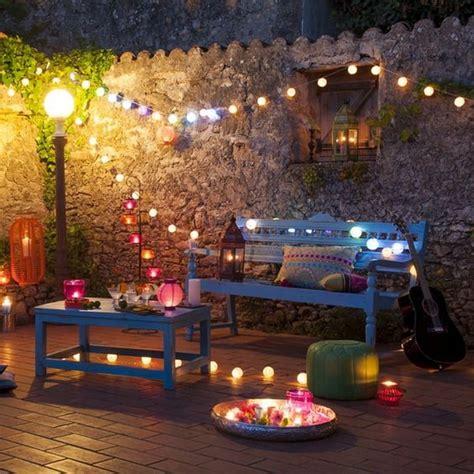 Ideas para decorar patios para la noche   Decoración de ...