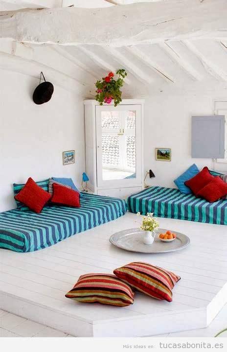 Ideas para decorar salas de estar, dormitorios, balcones y ...