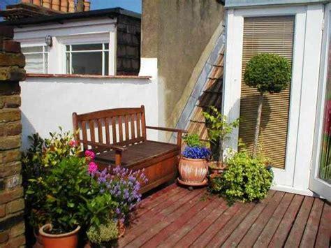 Ideas para decorar terrazas pequeñas | MundoDecoracion.info