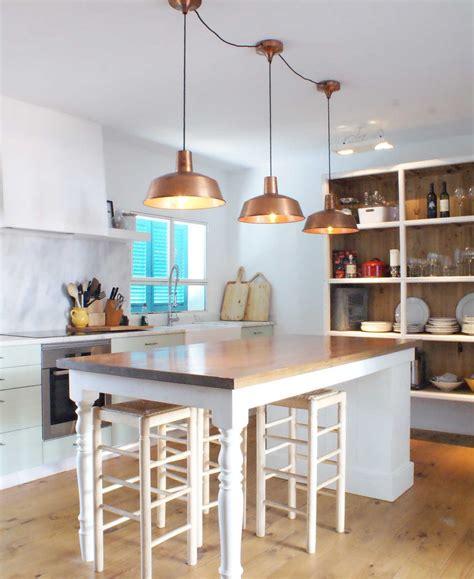 Ideas para Decorar tu Casa : Cocinas con Lamparas Estilo ...