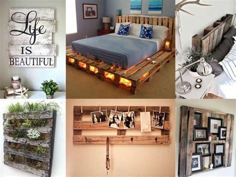 Ideas para decorar tu casa con palets