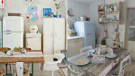 Ideas para decorar una cocina con estilo vintage