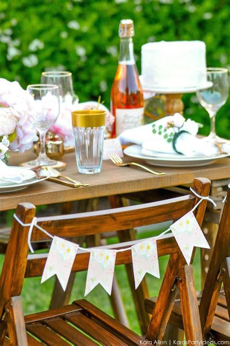 Ideas para decorar una fiesta de jardín  18    Decoracion ...
