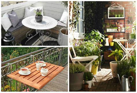 Ideas para decorar una terraza en verano