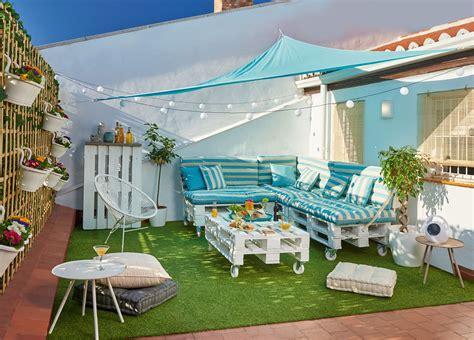 Ideas para decorar una terraza urbana   Hogarmania
