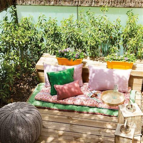 Ideas para decorar y sacar partido a tu terraza o balcón