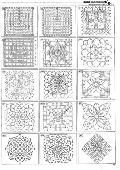 Ideas para el hogar: 2180 Puntos para tejer | crochet ...
