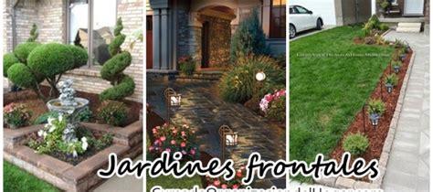 Ideas para el jardín frontal de tu casa   Curso de ...