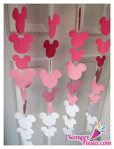 Ideas para fiesta de cumpleaños de Minnie Mouse. Encuentra ...