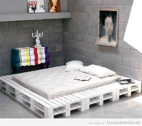 ideas para hacer camas de matrimonio con palets 1 ...