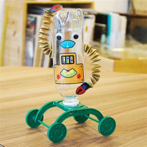 Ideas para hacer juguetes con material reciclado