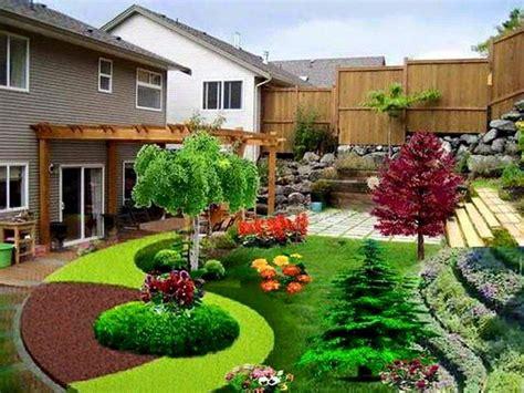 Ideas para jardines pequeños con piedra | Jardines ...